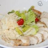 Cesars Salat – Low Carb (einfaches Rezept)