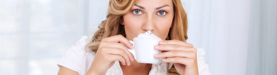frau-kaffee