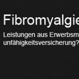 Fibromyalgie wird oft nicht anerkannt