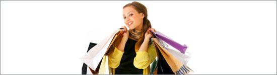 frau-einkaufstueten