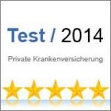 uniVersa mit Auszeichnung im Test für die Private Krankenversicherung
