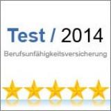 Testsieger Berufsunfähigkeitsversicherungen 2014