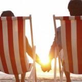 Sommerzeit mit höheren Alkoholkonsum bei älteren Männern