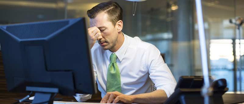 stress-büro-mann