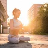 Meditation hilft beim Abnehmen