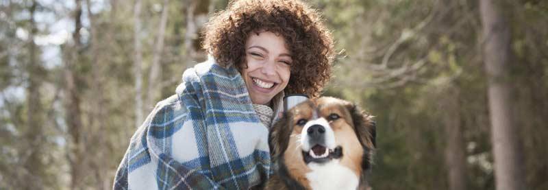 Haustiere gesund für Menschen